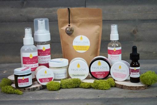 True Love Skin Care Business Kit