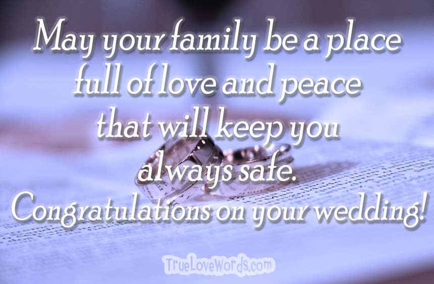 Wedding Wishes And Happy Married Life Messages True Love