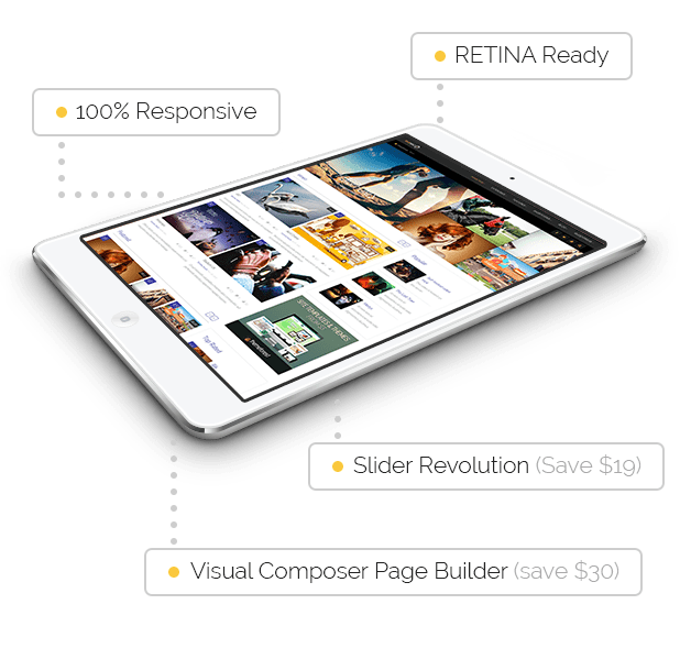 True Mag - WordPress Theme for Video and Magazine - 10