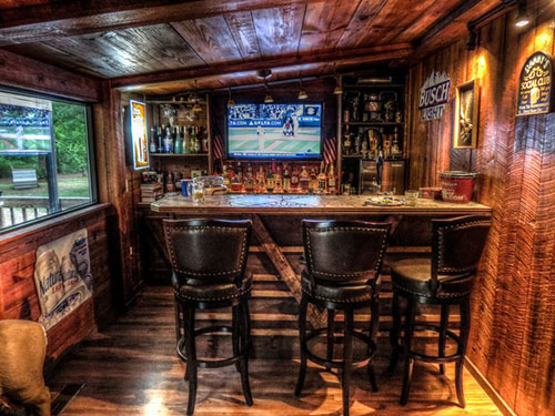 The Best Man Cave Shed Ideas