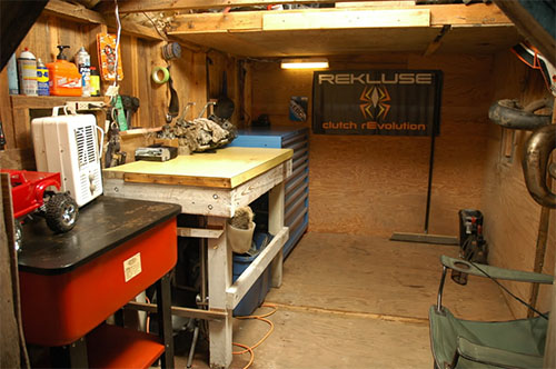How to Convert a Shed into a Man Cave 4