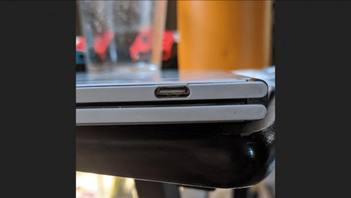 Some Microsoft Surface Duo owners are reporting that its frame cracks around the charging port