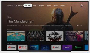 Google TV is the new Android TV. Watch out Roku and Amazon Fire TV     – CNET