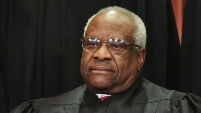 Clarence Thomas warns against 'destroying our institutions,' defends the Supreme Court
