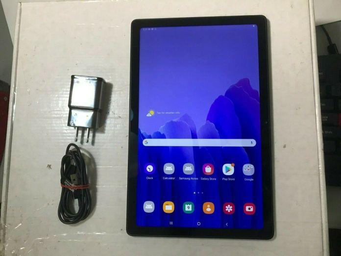 Samsung Galaxy Tab A7 SM-T500 32GB, Wi-Fi, 10.4″ – Dark Gray