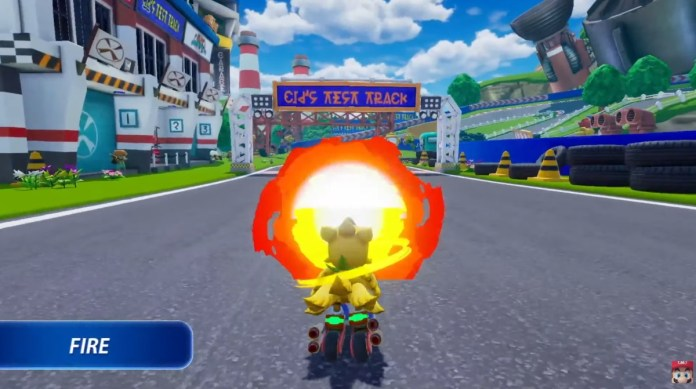 Chocobo GP is an exclusive Switch kart racer with magic spells