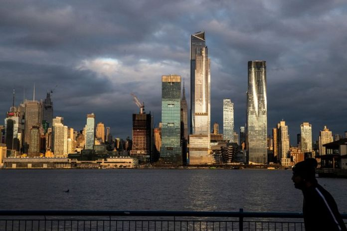 New York, London keep top spots in global financial centres index