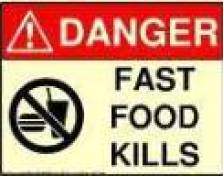 Fast Food Kills