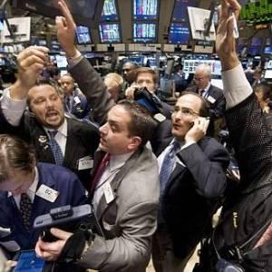 Stock Traders 20008 Crash Daily Mail UK