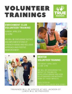 (POSTPONED) Enrichment Club Volunteer Training @ CDC Jubilee Center