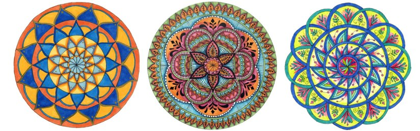 Discover your inner artist as you learn how to create a mandala that is uniquely yours. Creating beautiful mandalas like these is easier than you may think. Beginners encouraged to sign up.