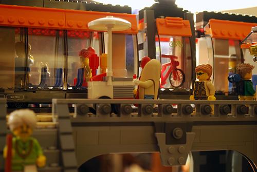LEGO City Tram