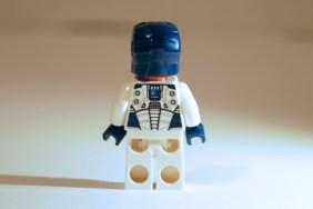 LEGO Iron Legion rear view.