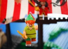 LEGO Peter Pan & Captain Hook
