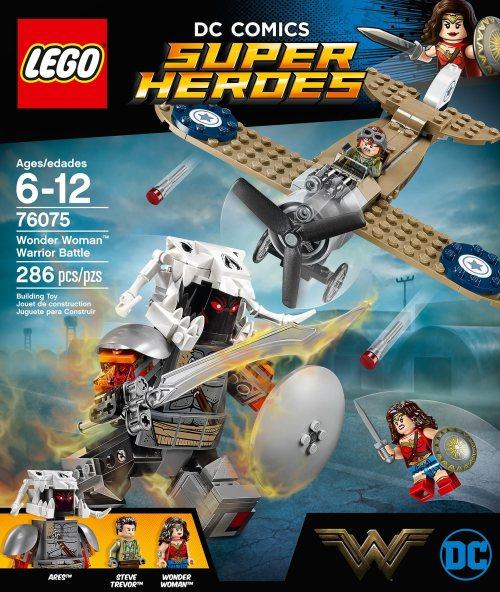 LEGOS DC Comics Super Heroes CR: LEGO/DC Comics