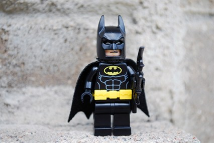 LEGO Batman from Bane Toxic Truck Attack [70914]
