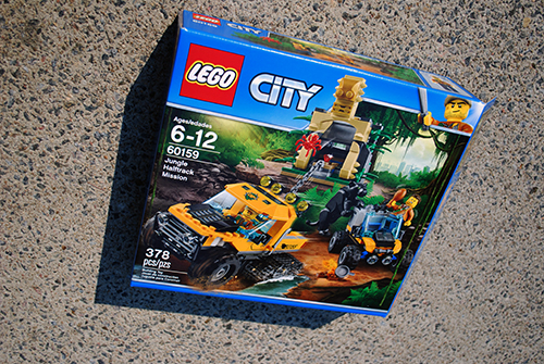 LEGO® Black Panther// Cat City Jungle Theme from set 60159-2018