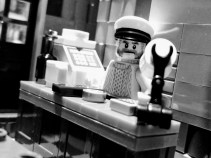 LEGO Old Fishing Store