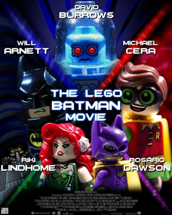 Batman re-LEGO-fied