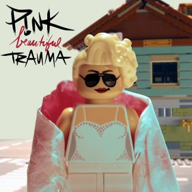 Beautiful Trauma LEGO-fied