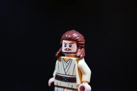 The Qui-Gon Jinn photo I used in the production of my Episode I poster.