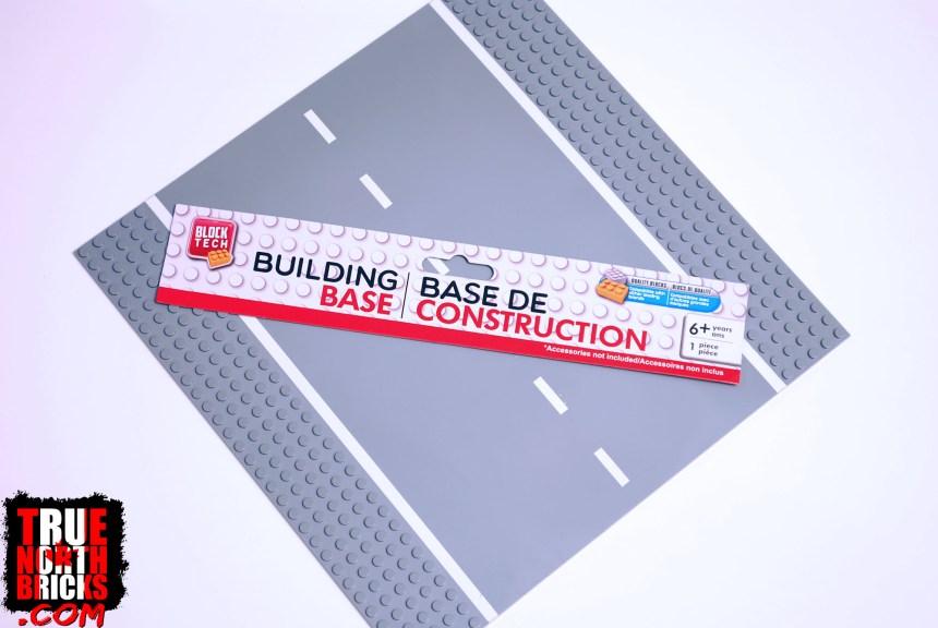 Block Tech building base