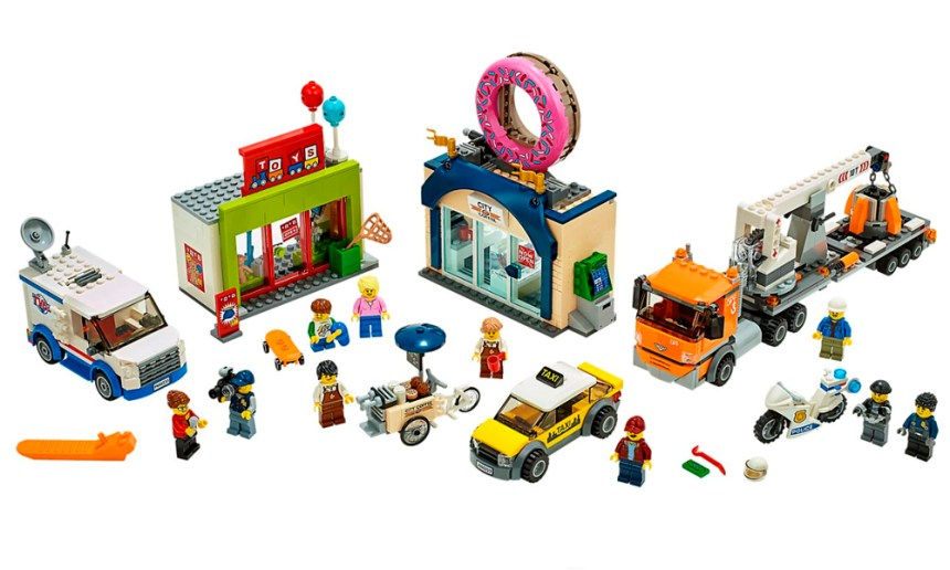 The Donut Shop Opening set makes my top 10 set picks.