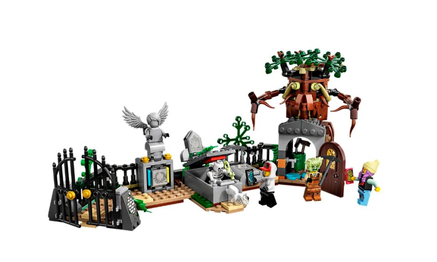 LEGO® Hidden Side Graveyard Mystery