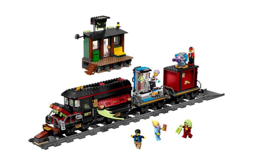 LEGO® Hidden Side Ghost Train Express