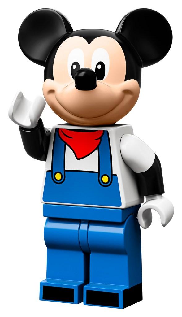 Mickey Mouse Minifigure