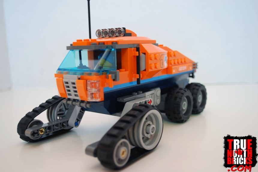 The Arctic Scout Truck.
