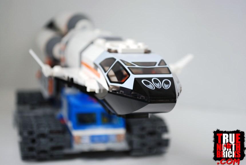 Rocket transport