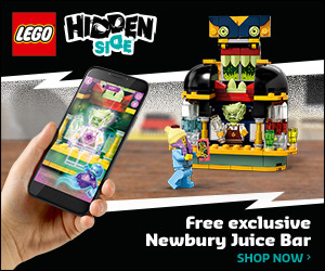 Hidden Side set free with purchases until September 15 at LEGO.com