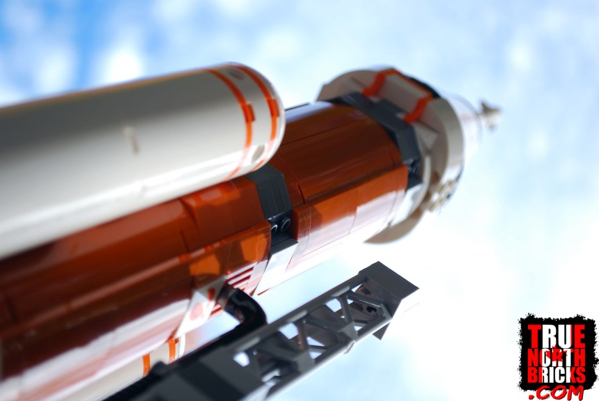Deep Space Rocket.