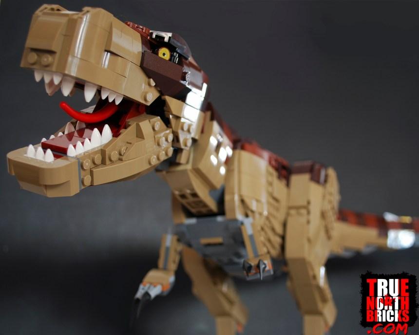 T. rex Rampage (75936)