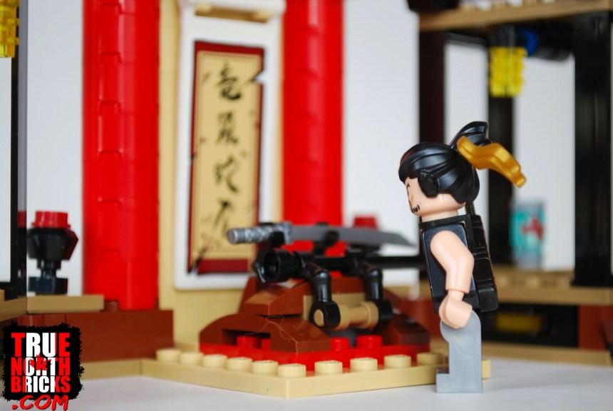 Hanzo Vs Genji (75971)