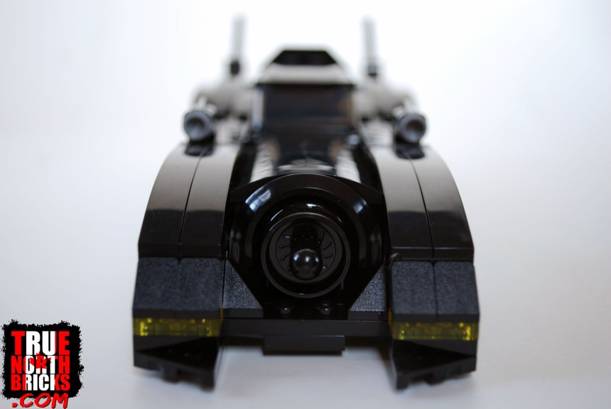 1989 Batmobile (Limited Edition) front view.
