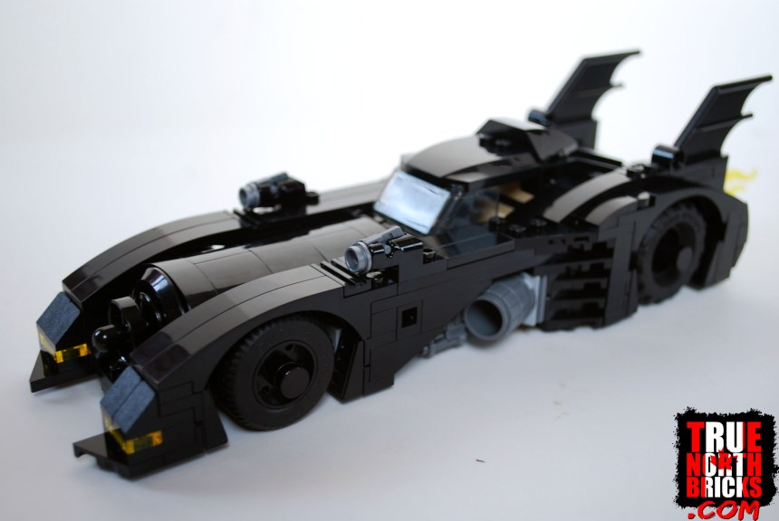 1989 Batmobile (Limited Edition) side view).