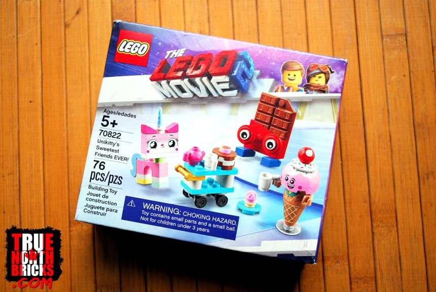 Sweetest Friends EVER (70822) front box art.