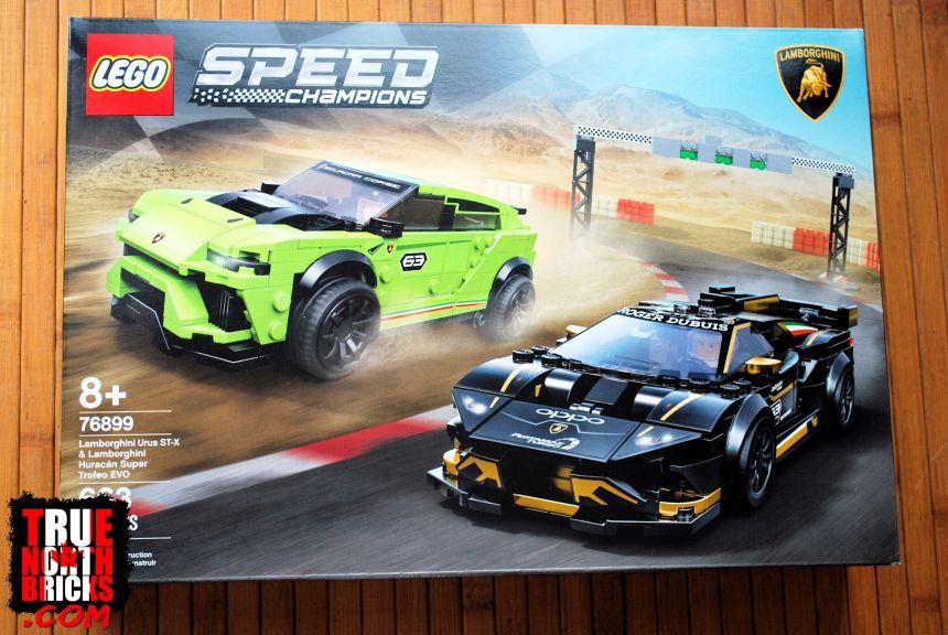 LEGO® Lamborghinis