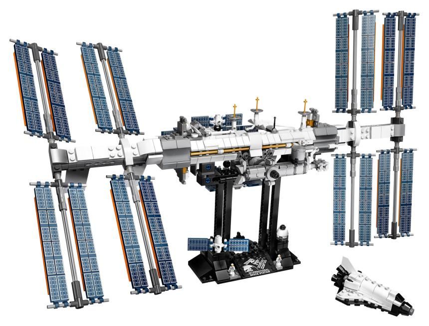 International Space Station (21321)