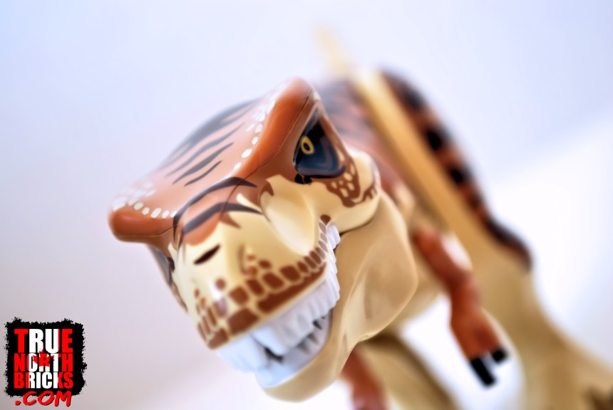This is my favorite LEGO T. rex.