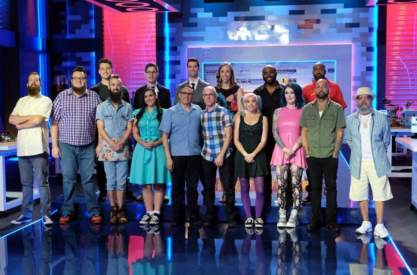 Episode 4 contestants  (©2020 FOX MEDIA LLC. CR: Ray Mickshaw/FOX).