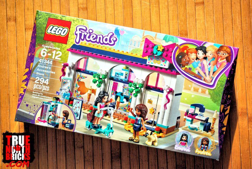 Andrea's Accessories Store (41344) front box art.
