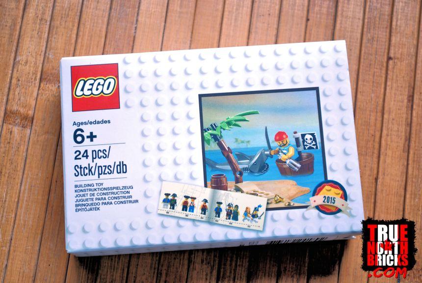 Classic Pirate Minifigure (5003082)