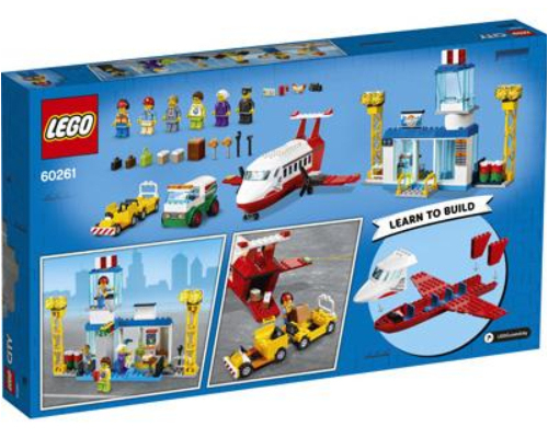 City summer 2020 set 60261
