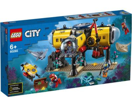 City summer 2020 set 60265