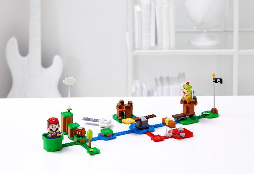 More Mario: starter set