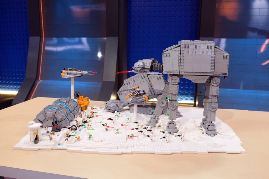 Assault on Hoth from Star Wars (LEGO® Masters)
