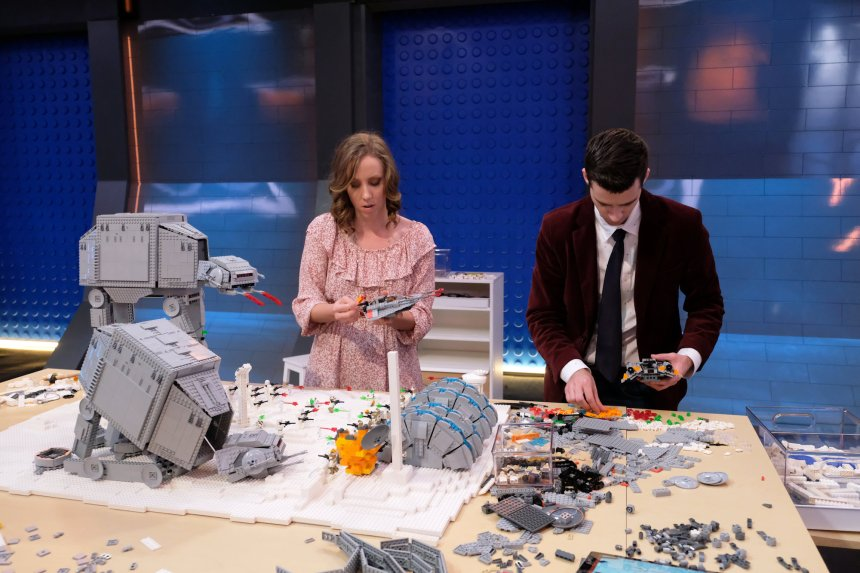 Building Hoth.